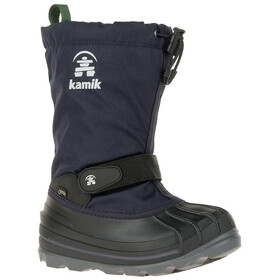 Kamik Waterbug 8G Winter Boots Kids Navy